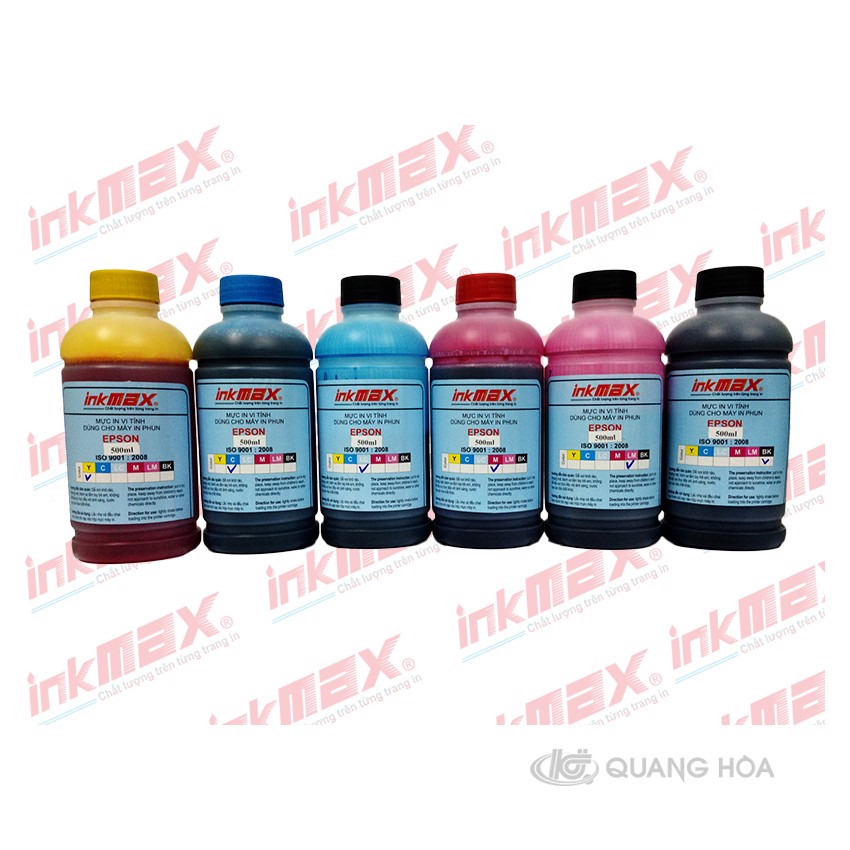 Mực nước Epson 500ml Inkmax (Light Magenta)