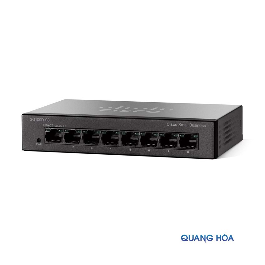 Switch Cisco SG95- 8 Ports 10/100/1000 Mbps