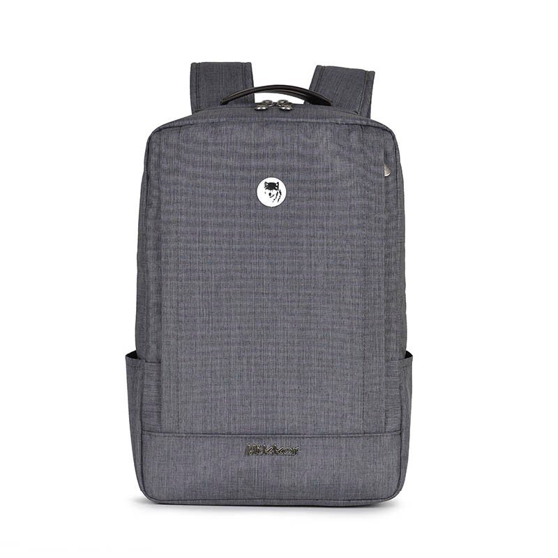 Balo Laptop The Jeffrey Dark Mouse Grey