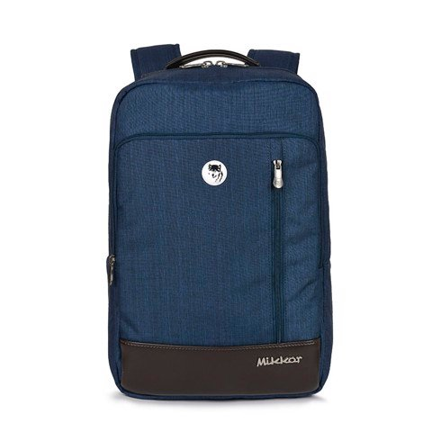 Mikkor The Ralph Backpack Navy