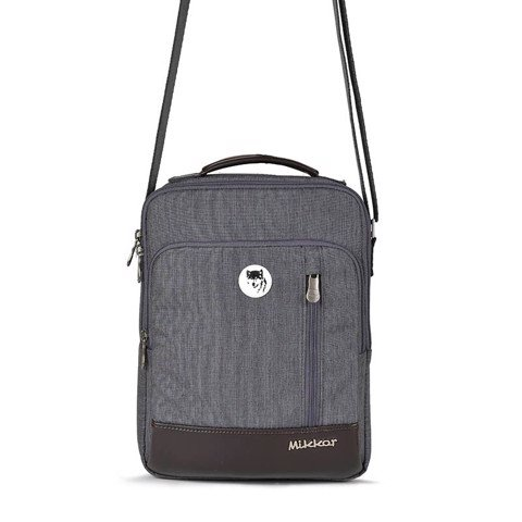 Mikkor The Ralph Sling Dark Mouse Grey