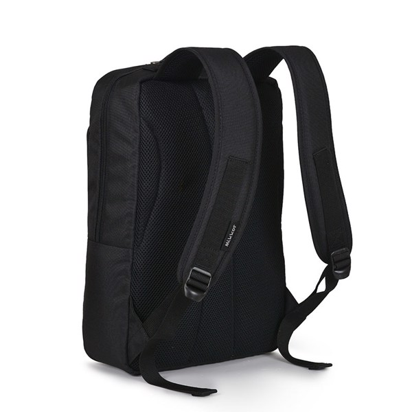 Lưng ba lô Mikkor The Ralph Backpack Black