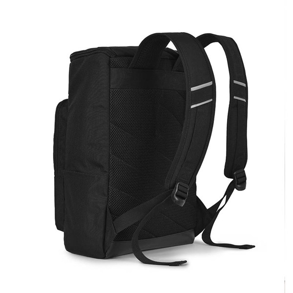 Lưng Mikkor The Victor Backpack Black