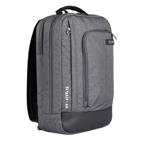 Balo Laptop Simplecarry M-City DGrey