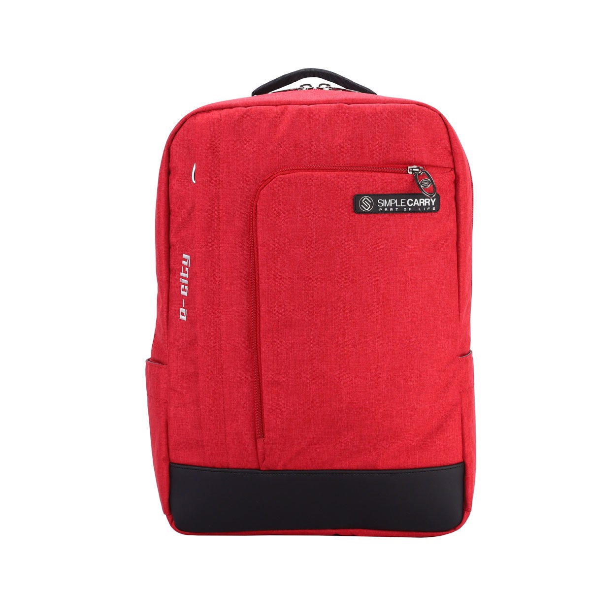 Balo Laptop Simplecarry E-City D.Red
