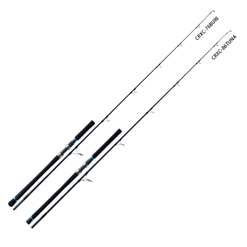 MAJOR CRAFT CROSTAGE CRXC (Spinning Rod)