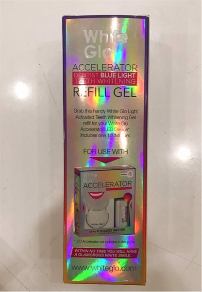 White Glo Refill Gel