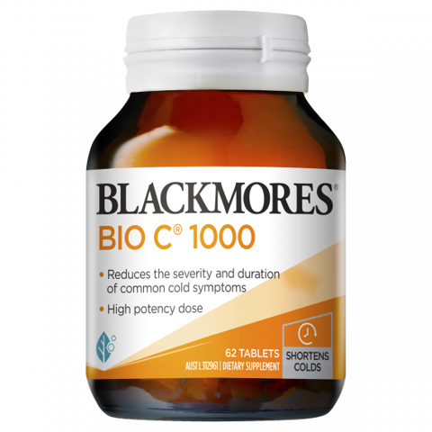Blackmores Bio vitamin C 1000mg 62 viên