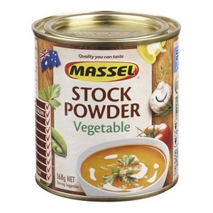 Massel Vegetable Stock Powder Massel Vegetable Stock Powder 168g