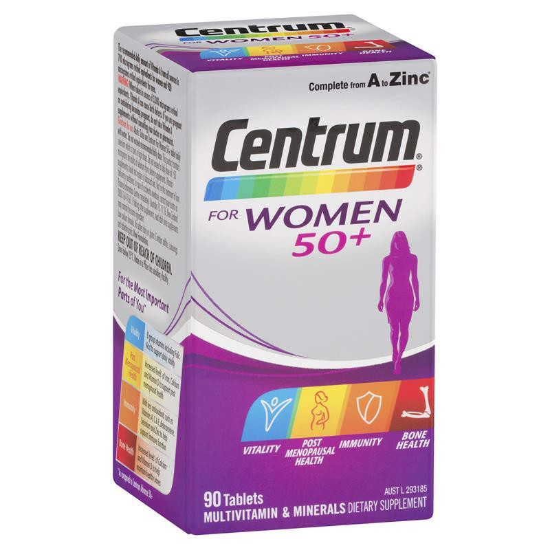 Centrum Women 50+ 90 tabs