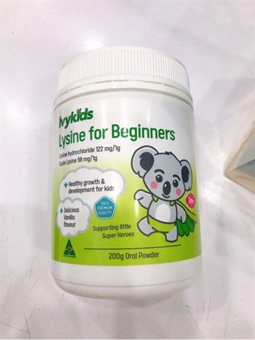 Ivykids Lysine for Beginners 200gr
