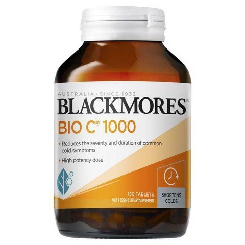 Blackmores Bio vitamin C 1000mg 150viên