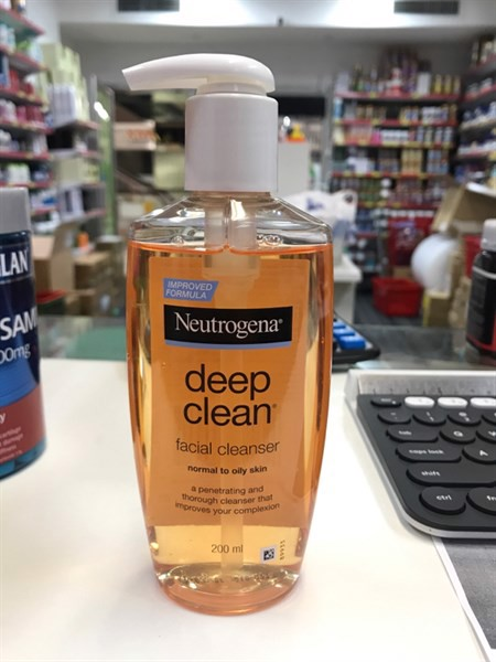 Neutrogena Deep Clean 200ml