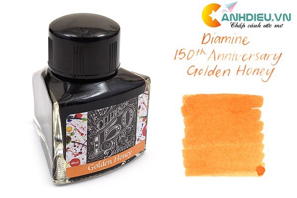 Diamine Golden Honey 40ml