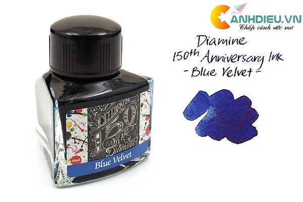 Diamine Blue Velvet 40ml
