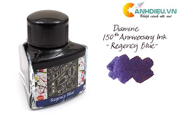Diamine Regency Blue 40ml