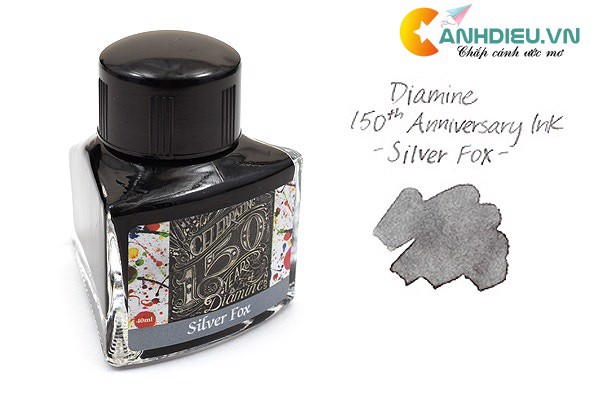 Diamine Silver Fox 40ml