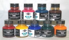 Diamine Calligraphy and Drawing ink 30ml