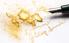 Diamine Golden Sands 50ml