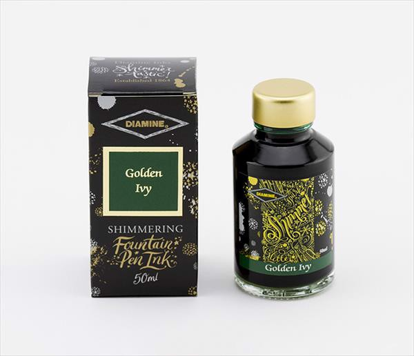 Diamine Golden Ivy 50ml