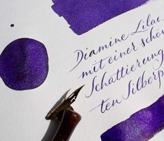 Diamine Lilac Satin 50ml