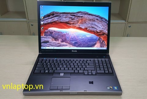 DELL PRECISION M6500 I7 920XM, 17.3 INCH FULL HD