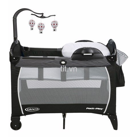 Nôi vải  GRACO PORTABLE NAPPER & CHANGER STUDIO
