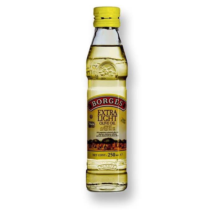 Dầu Borges Extra Light Olive 250ml