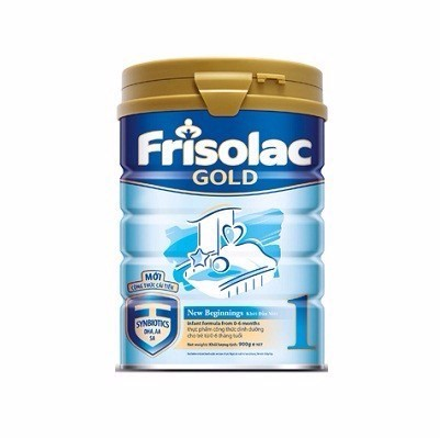 Sữa Bột Frisolac Gold 1-900g