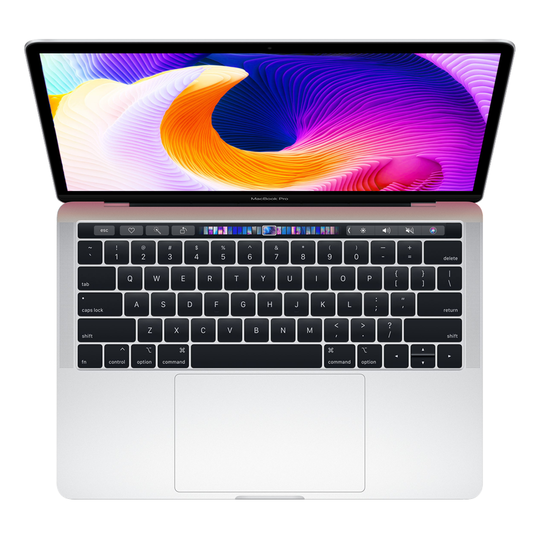 Macbook Pro Touchbar 13'' 2019 - 128GB SSD (Gray , Silver )