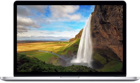 MJLQ2LL/A - Macbook Pro Retina 15'' -2015 - Quad I7 16GB 256GB SSD 99%