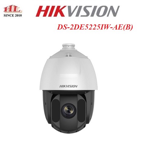 CAMERA IP SPEED DOME PTZ DS-2DE5225IW-AE(B)