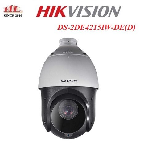 CAMERA IP SPEED DOME PTZ DS-2DE4215IW-DE(D)