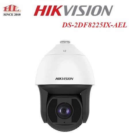 CAMERA IP SPEED DOME PTZ DS-2DF8225IX-AEL