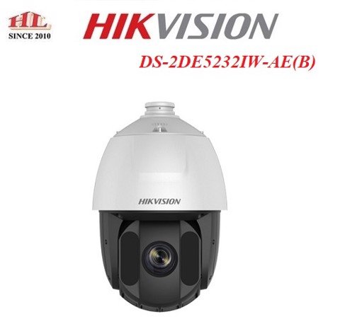 CAMERA IP SPEED DOME PTZ DS-2DE5232IW-AE(B)