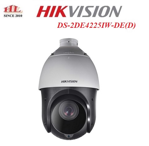 CAMERA IP SPEED DOME PTZ DS-2DE4225IW-DE(D)