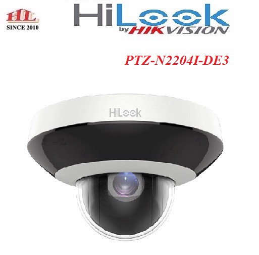 CAMERA IP SPEED DOME PTZ-N2204I-DE3