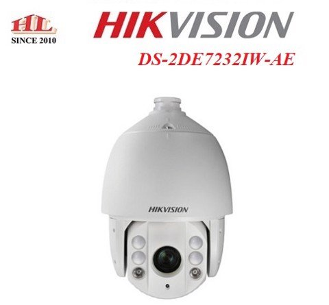 CAMERA IP SPEED DOME PTZ DS-2DE7232IW-AE