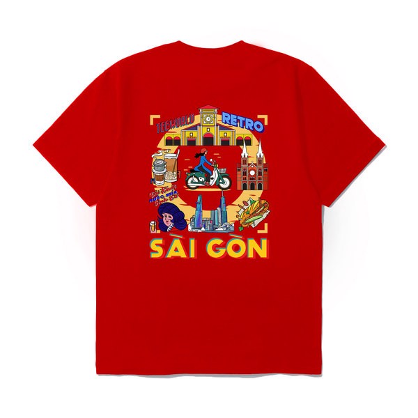Teeworld Retro - Saigon