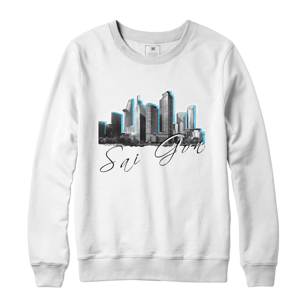 Sai Gon Skyscraper Sweater