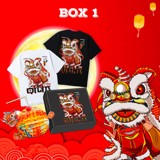 Lion Dance Box 1