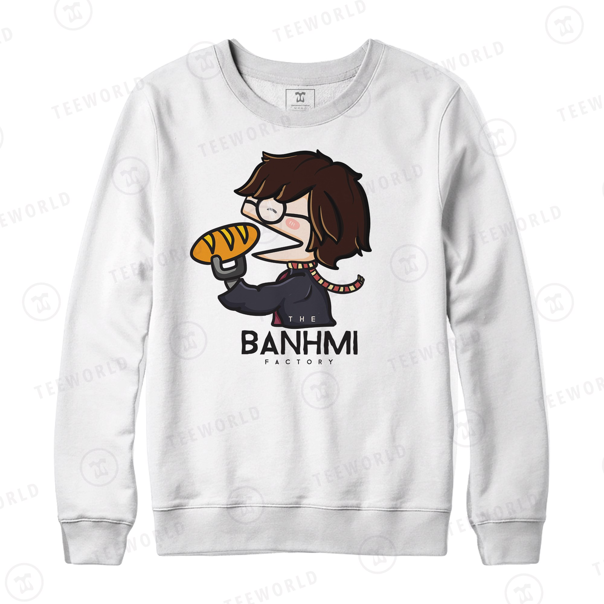 Harry Potter X The Banhmi Factory Sweater
