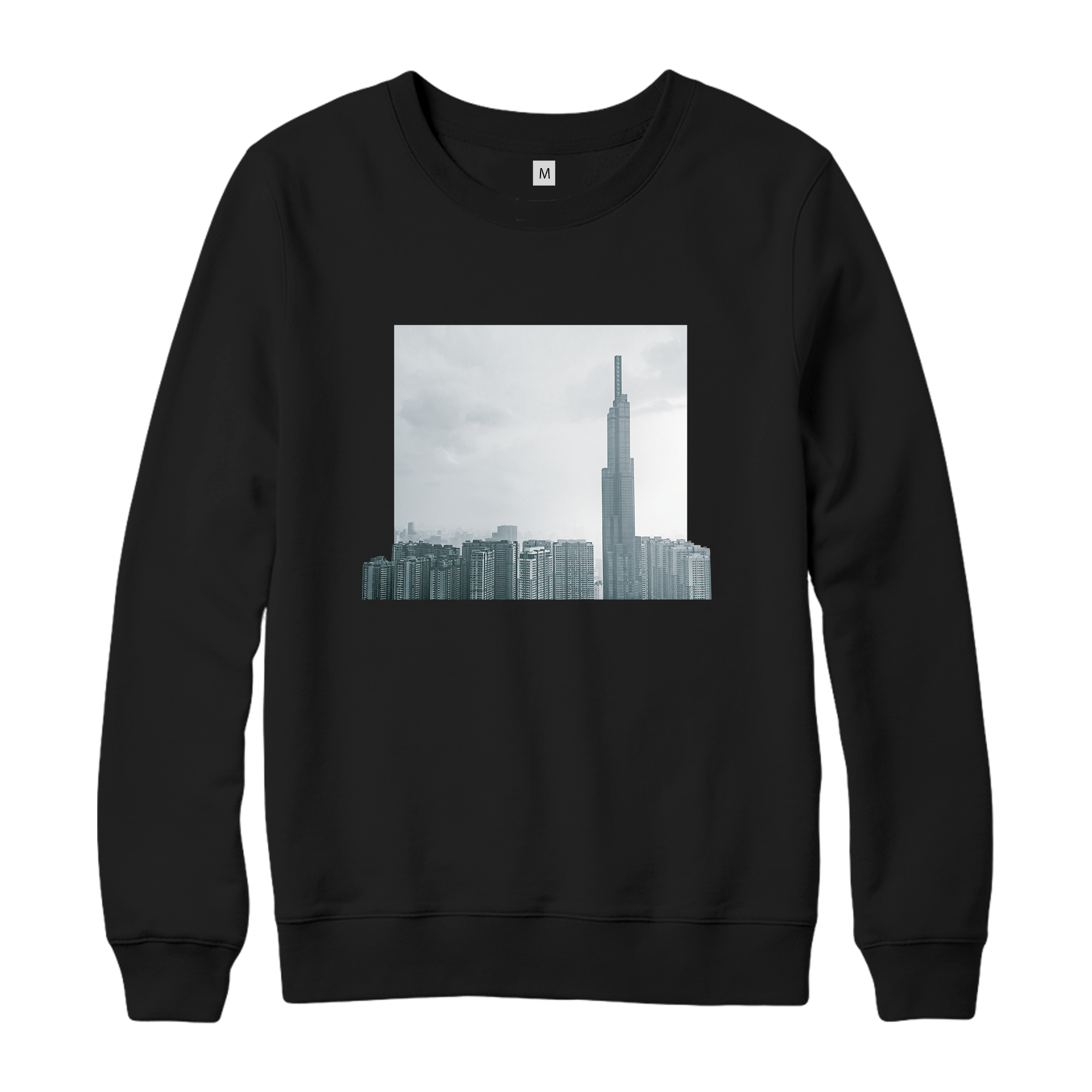 Saigon Landscape Sweater