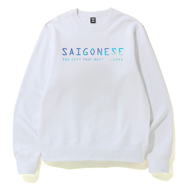 Saigonese - The City That Never Sleeps Sweater