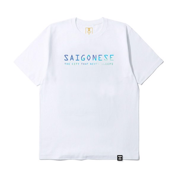 Saigonese - The City That Never Sleeps T-shirt