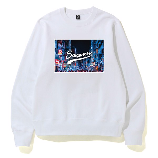Saigonese New Design Sweater
