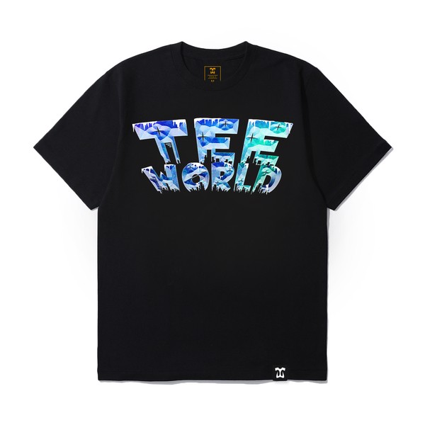 Teeworld Stylized T-shirt Ver 2.0