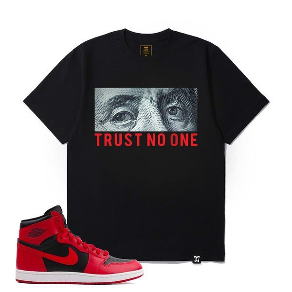 Air Jordan I - Trust No One