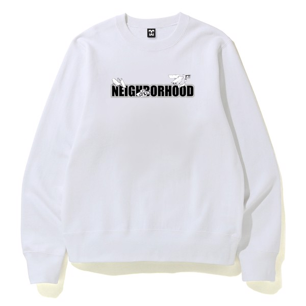 Neighborhood Black & White Sweater