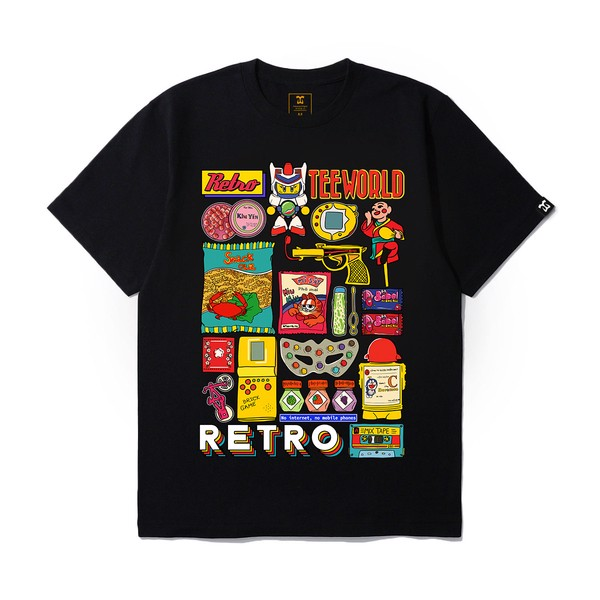 Teeworld Retro
